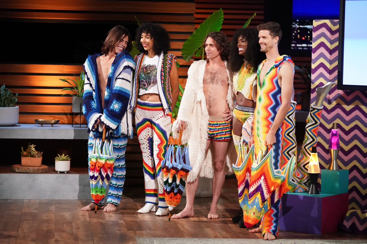 lord von schmitt models on shark tank